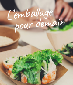 Catalogue emballage alimentaire éco-responsable à usage unique